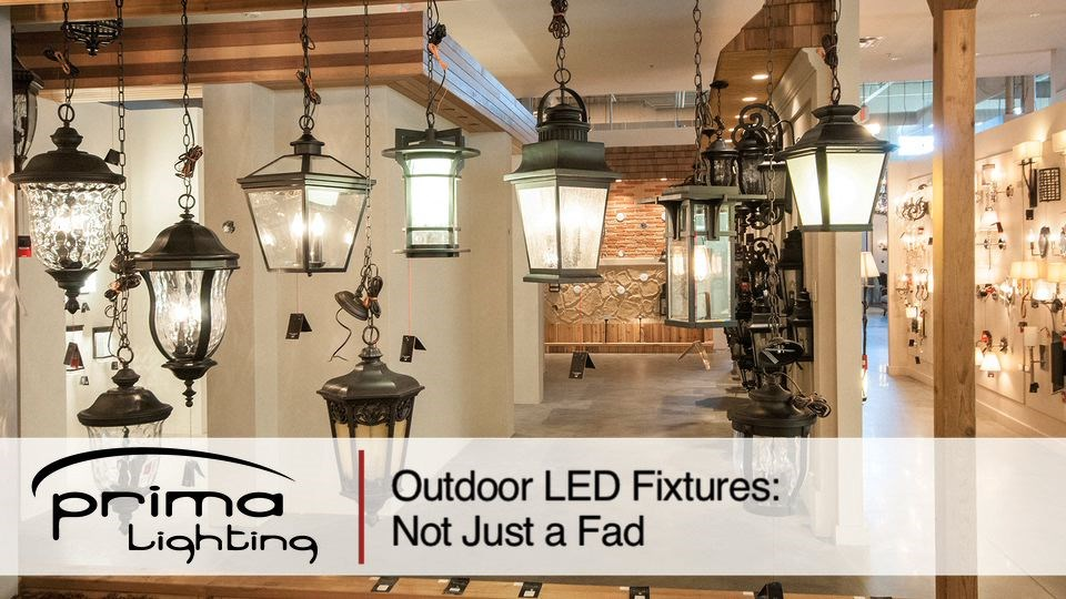 Outdoor LED Fixtures Not Just a Fad outdoorledfixtures