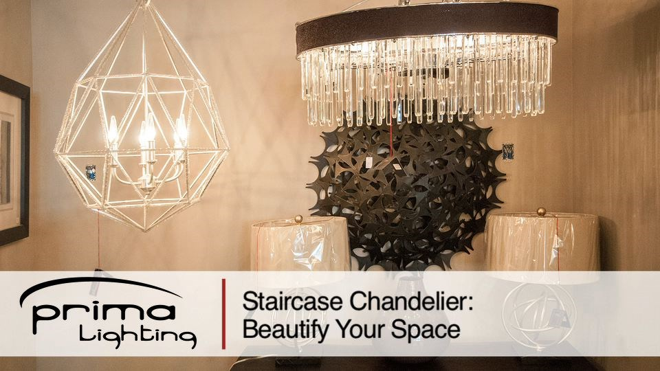 Staircase Chandelier Beautify Your Space staircasechandelier